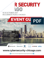 Cyber Security Chicago -  Onsite Guide