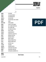 CAT MD6750 Parts Book