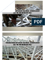 081 330 686 419 (TSEL) Pasang Atap Spandek Surabaya