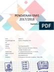 Tutorial Emis 2017-2018