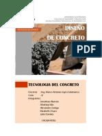 DISE�O DE CONCRETO