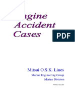 Engine Accident Cases