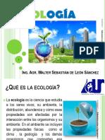 Ecología Humana Parte I