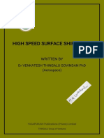 High Speed Surface Ship