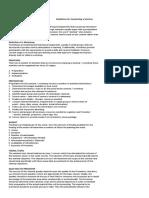 Practicum Notes 2 ECE