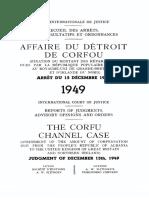 Corfu Case
