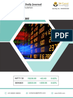 Equity Premium Daily Journal-16th October 2017-Monday