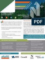 Naturallia Promo Espagnol