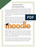 Reporte de Lectura1 Moodle