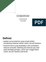 Disbarism