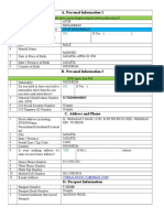 New Visa Aplication Form Complete