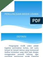 Pengungsian Medik Udara.pptx