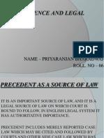 Juris & Legal Theory