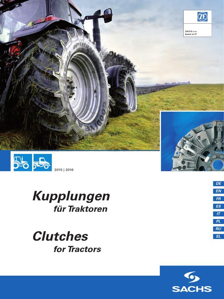 Kupplungssatz SACHS 3000 724 001