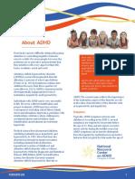Descriere ADHD