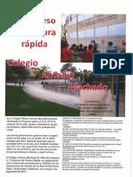 Concurso Pintura Rápida Colegio Antonio Machado