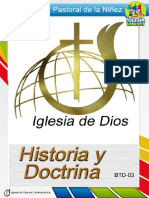 2. Historia y Doctrina