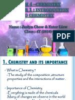 Form 4 Chemistry Chapter 1 FOLIO