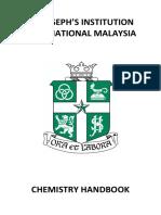 DP Chemistry Handbook