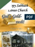 God's Gold Rush!