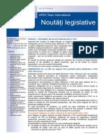 APEX Team Noutati Legislative 9 2017