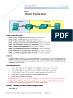Docslide.net Itn Skills Assess Student Trng Exam