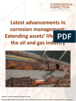 KDqG1latest Advancements in Corrosion Management - Extending Assets Lifecycle in the Oil and Gas Industry