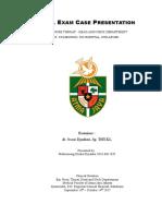 status ujian abses peritonsil