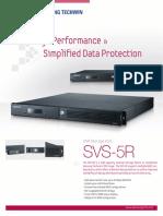 SVS-5R_Datasheet