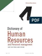 2249054 HR Dictionary
