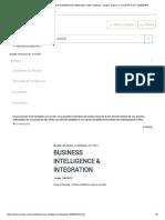 Business Intelligence & Integration (Abidjan) Chiffre d'Affaires, Résultat, Bilans Sur Societe
