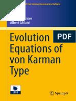 Evolution Equations of von Karman Type.pdf