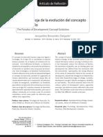 La paradoja de evolución del concepto de desarrollo.pdf