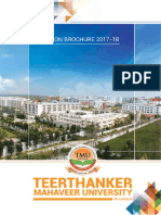 TMU Admission Brochure 2017 18 Online Version 1