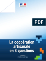 Cooperation Artisanale en 8 Questions