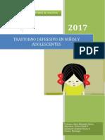 Trastorno Depresivo en Niños y Adolescente 2017 (1)
