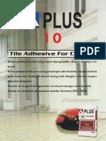 APLUS Adhesive Ceramic