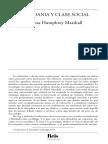 Marshall. Ciudadania y Clase Social.pdf