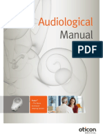 Audiological Manual English m52715
