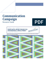 Communication Campaign Resource Guide FY17FINAL