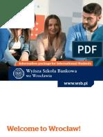 Informator 2017 - Wyższa Szkoła Bankowa We Wroclawiu_eng_new