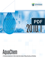 AquaChem Demo Guide
