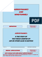 2 Aero Windtunnels