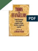 Todos Los Evangelios-Antonio Piñero