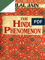 The Hindu Phenomenon (1) by Girilal Jain