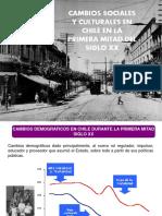 Chile en La Primera Mitad Del Siglo Xx