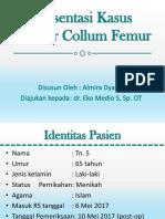 Presentasi Kasus fraktur collum femur.pptx