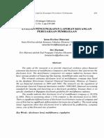 Analisis-Pengungkapan-Laporan...JAKI-Desember-2006-Vol.3