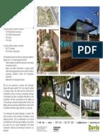 DAVIS Landscape Architecture Company Overview 2019