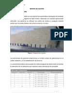 Diseño de Muro de Gaviones